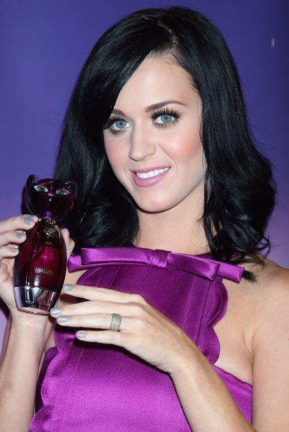 2.- 'Purr' es el proyecto en cual Katy Perry invirtió mucho tiempo y ded...