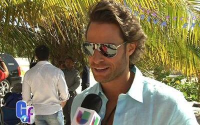 Sebastián Rulli confesó que le encantan las emociones fuertes