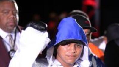 Para el imbatido Román González será su cuarta exposición del cinturón m...