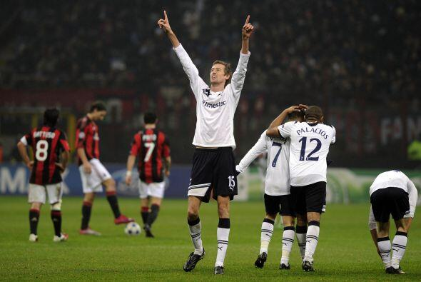 Terminó el ayuno futbolístico en la UEFA Champions League...