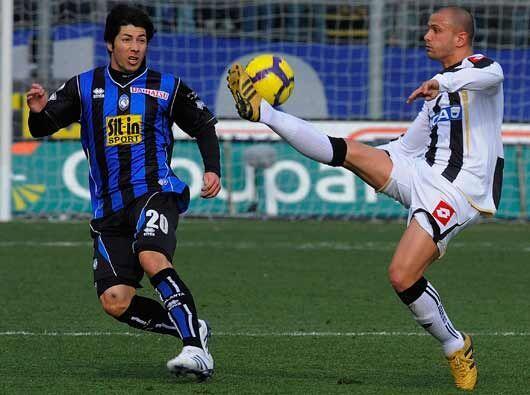 En el encuentro entre Atalanta y Udinese los goles no se hicieron presen...
