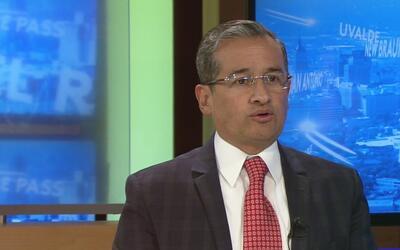 Cónsul de México en San Antonio asegura que aumentan los falsos rumores...