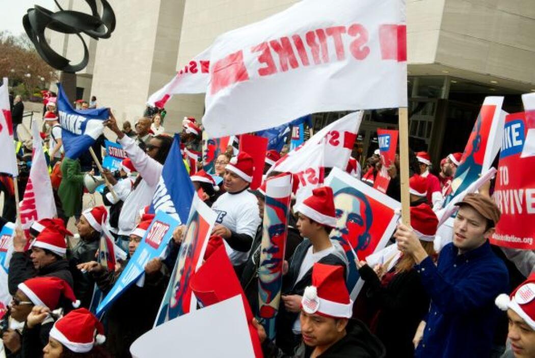 El movimiento está creciendo y los organizadores confían en que el salar...