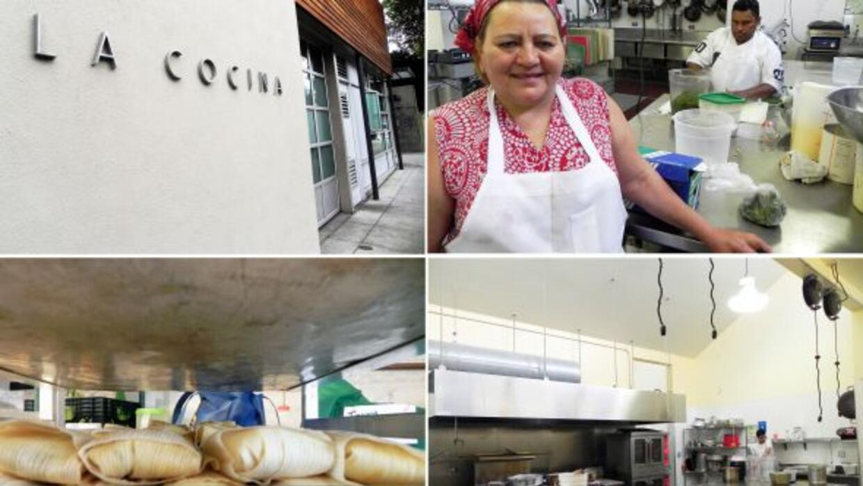 Incubadora de negocios de comida
