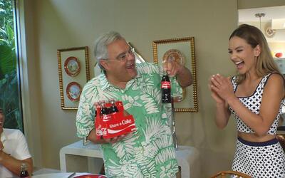 Orgulloso de ser: Chef Pepín llevó a Ximena hasta su cocina