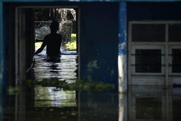 Según Caviedes, a diferencia de la temporada de lluvias de 2010,...