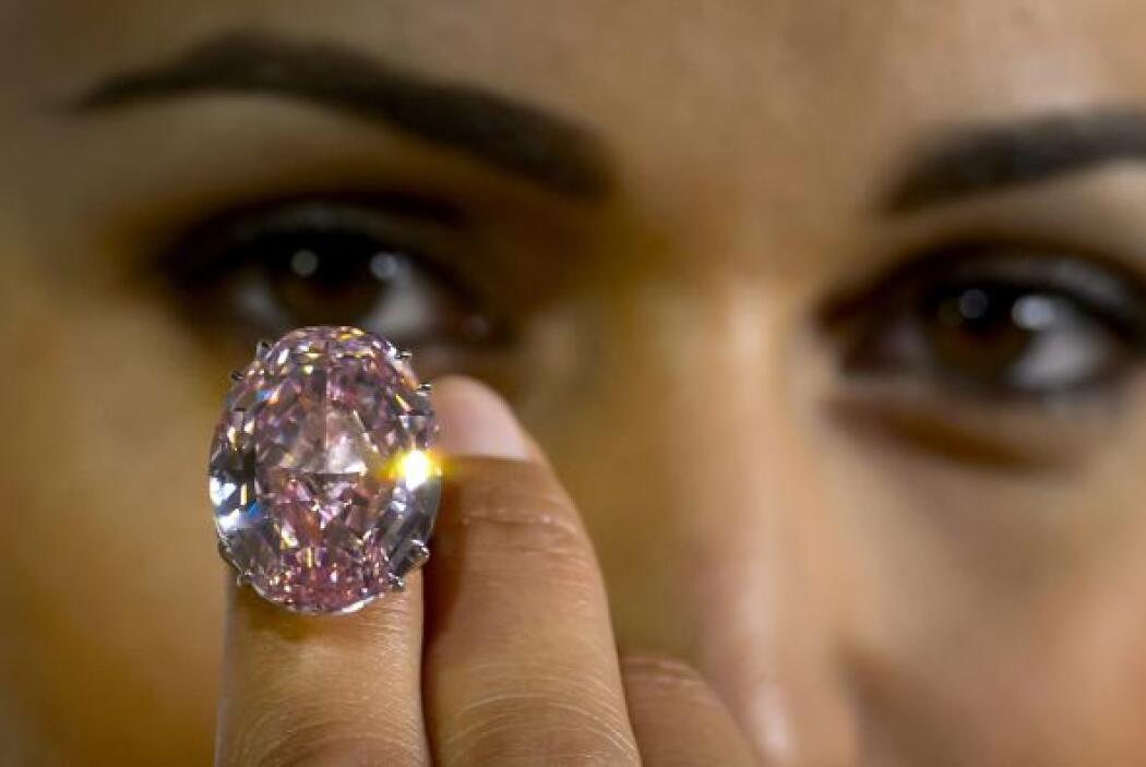 Y para los amantes de los diamantes, estos 4,500 millones de dólares ser...