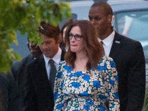 El pasado 19 de febrero la mamá de Julia Roberts falleció...