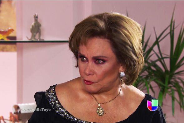 ¿Está lista para conocer a Ana, doña Soledad? ¡El momento llegó!