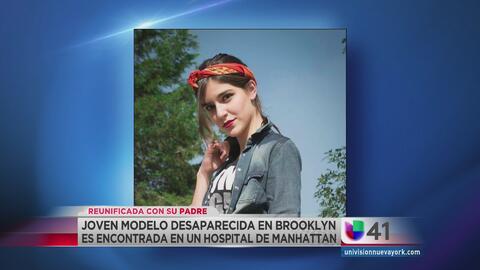 Encuentran a joven modelo mexicana en Manhattan