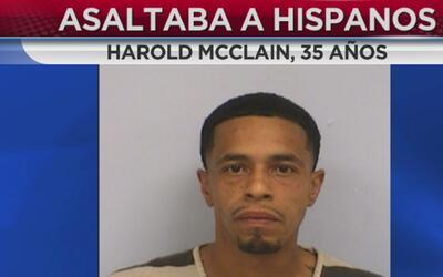 Hombre se hizo pasar por policía para robar a varios sujetos hispanos