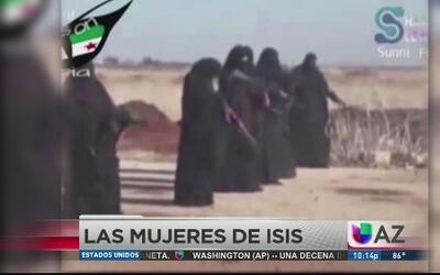 Mujeres terroristas, y muchas son occidentales