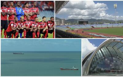 Un recorrido único por Trinidad y Tobago, el país en el que el Tri no ga...