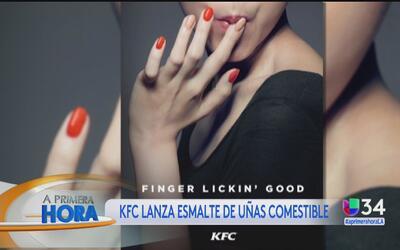 Esmalte de uñas para chuparse los dedos