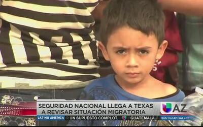 Seguridad Nacional acude a la frontera