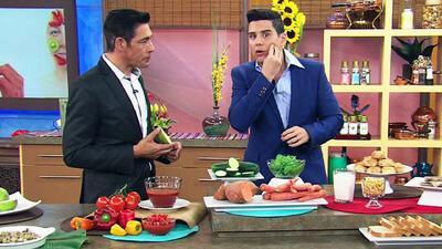 La maravillosa dieta anti-arrugas de Alejandro Chabán