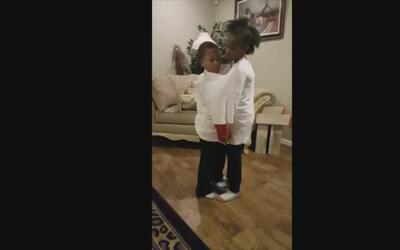 El videíto: Esta madre consiguió una manera 'creativa' de castigar a sus...