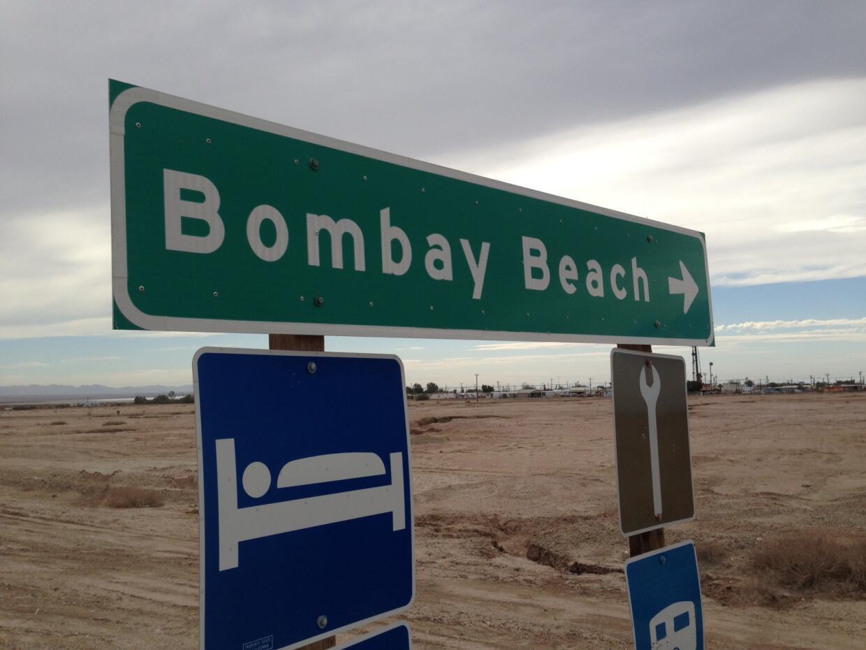 Decenas de sismos han sacudido a Bombay Beach, California.
