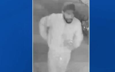 'Nueva York en un Minuto': buscan al sospechosos de tocar a una mujer en...