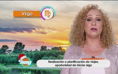 Mizada Virgo 29 de noviembre de 2016