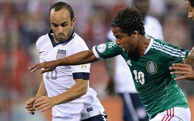 Landon Donovan vs Giovani dos Santos en los clásicos de CONCACAF