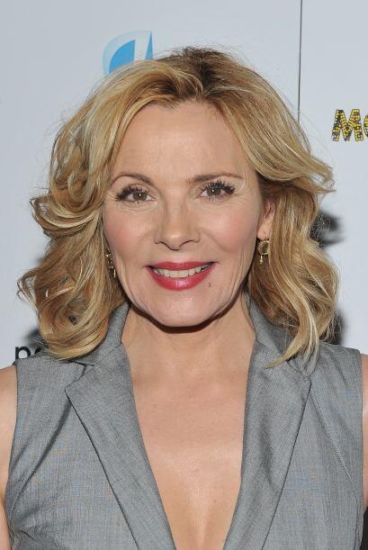 Kim Cattrall: No podemos negar que la famosa que interpreta a Samantha e...