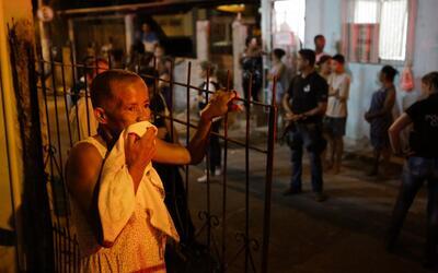 100 muertos en 7 días: el hampa toma las calles durante huelga policial...