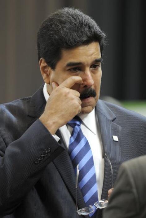 """Nicolas Maduro, canciller venezolano, señaló al diario que Hugo Chávez """"..."""