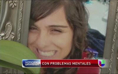 Un policía de California mató a una joven enferma mental