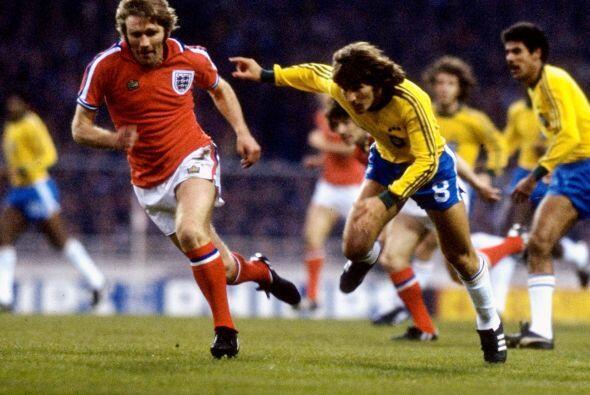En el Mundial de 1978, en Argentina, el brasileño Zico anotó el gol de l...