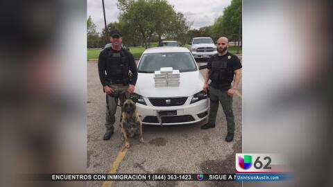 Autoridades del condado Fayette decomisan cocaína en un vehículo con la...
