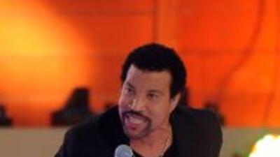 Lionel Richie amenizó noche santiaguina