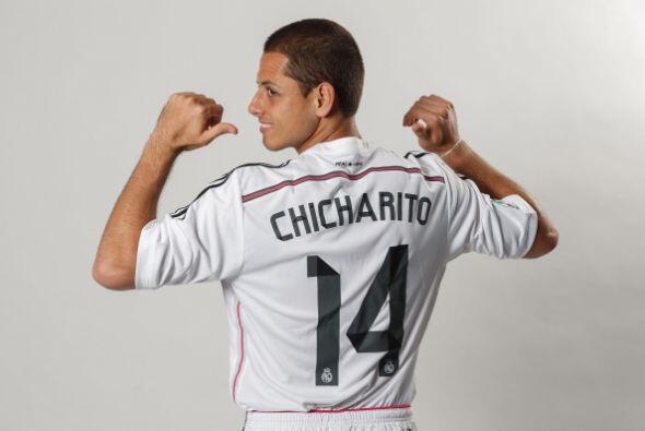 Ahora toca el turno de Javier 'Chicharito' Hernández quien debe mostrar...