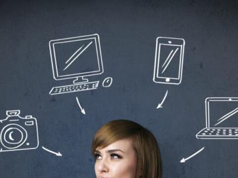 La tecnología no está peleada con ser mujer, al contrario,...