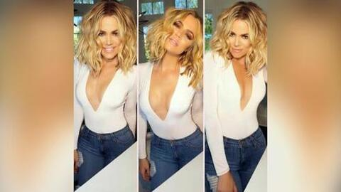 SYP Al Instante:  A Khloé Kardashian la criticaron por gorda y ahora es...