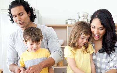 Todo un reto: Logra el reto de conquistar a los hijos de tu pareja