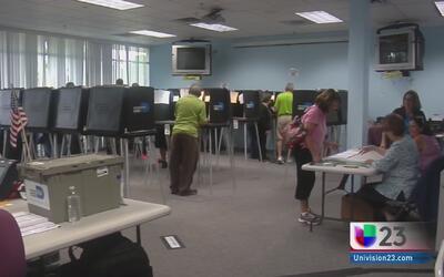 Termina el plazo para votación anticipada