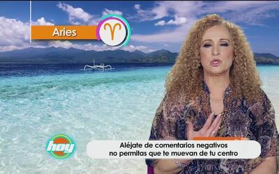 Mizada Aries 26 de septiembre de 2016