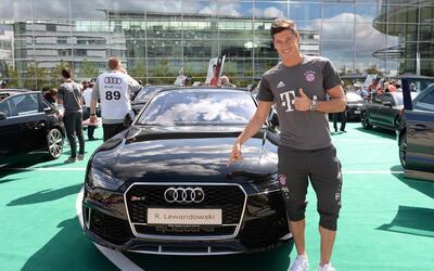 Los vehículos más solicitados fueron el Audi RS 6 y RS 7.