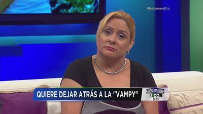 La Vampy pide oportunidad de que la conozcan como Dagmar