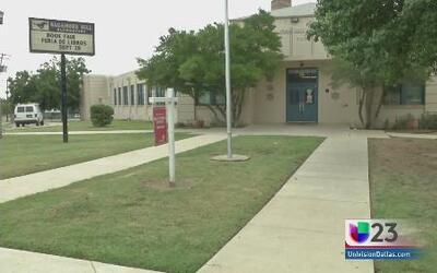 Ladrones de escuelas en Fort Worth