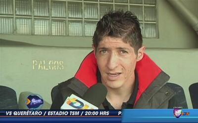 Marco Antonio Palacios: 'Va a ser importante mostrar una buena cara ante...