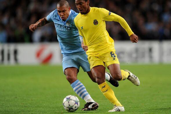 El 'City' se fue con todo al ataque en busca del empate.