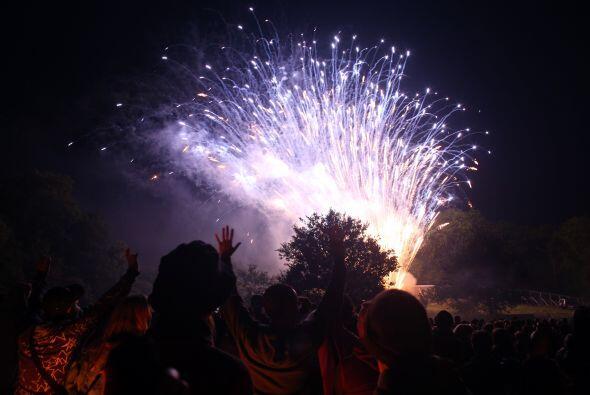 Lugar: Elk Grov, Regional Park   Día: Jueves, 4 de Julio...