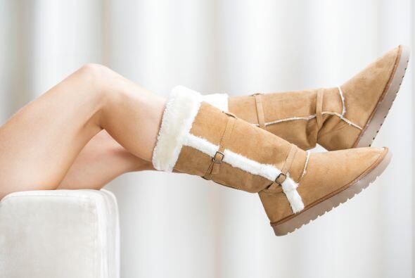 Presta atención a las botas y chaquetas de invierno, a precios in...