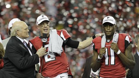 Matt Ryan & Julio Jones