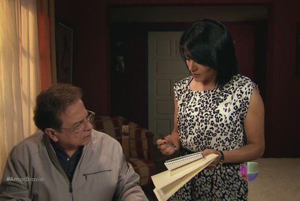 Osvaldo se entera que Dionisio e Isadora desean vender el rancho para co...
