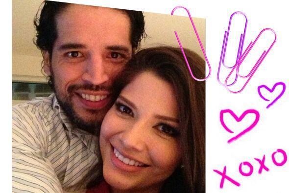 El corazón de Luis Carlos lo ocupa una reina. (Cortesía: Instagram)