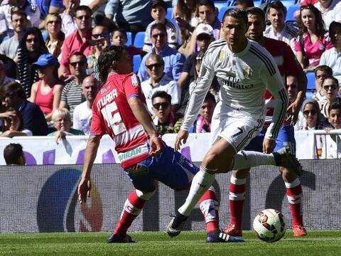 El Santiago Bernabéu presenció un recital perfecto por par...