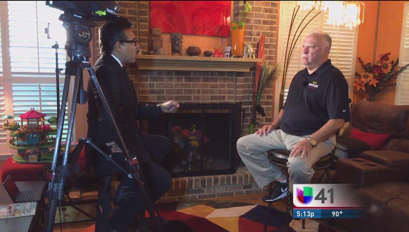 Entrevista a Javier Peña, ex agente de la DEA, que persiguió a Escobar-...
